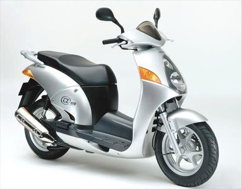 honda sh 125-150 модельный ряд 2000-2006: