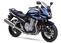 Suzuki gsf 1250 bandit 2007 фото