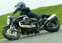 La Griso ostenta un'aggressività fino ad ora sconosciuta alle moto con l'aquila sul serbatoio