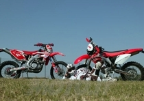 HONDA HM Cross Enduro 2008