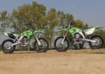 Per il 2008 le Kawasaki sono assolutamente ricche di particolari speciali
