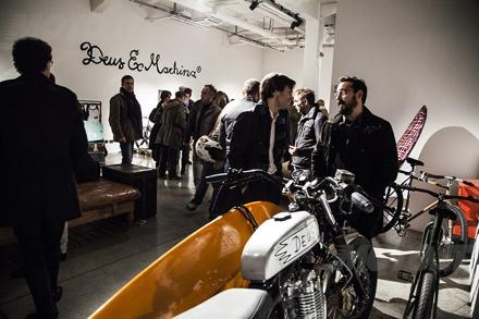 Deus Ex Machina 2012 Sfoglia la Gallery