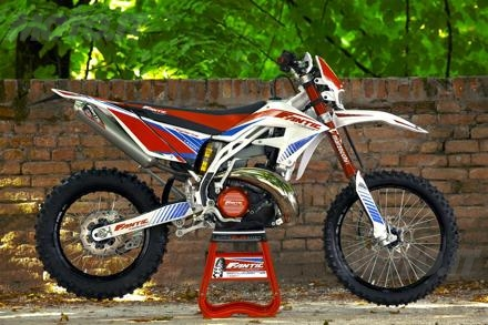 Fantic Motor 125 Cross 2T 2013