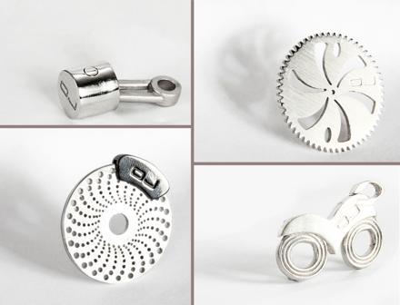 Idee regalo bracciali oj ride your heart accessori for Moto usate in regalo