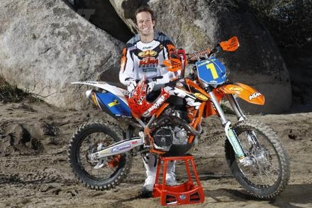 Pro Motorcycle Teams Ready For Tecate SCORE Baja 1000