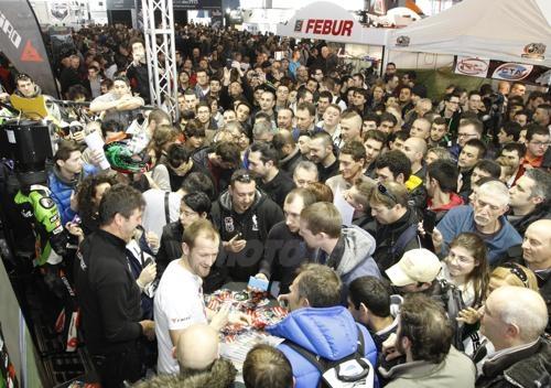 Motor bike expo 2014 pi di 140mila visitatori alla fiera for Fiera di verona