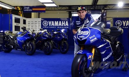 Yamaha Race Blu Series (2)