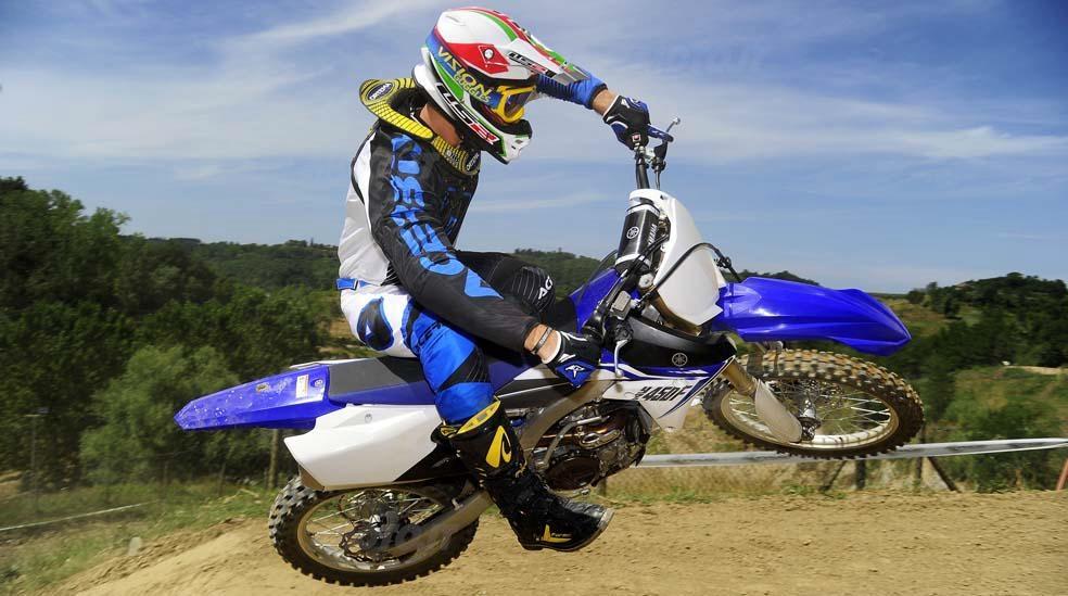 Yamaha Yzf450 http://www.moto.it/prove/yamaha-yzf-450-2014.html