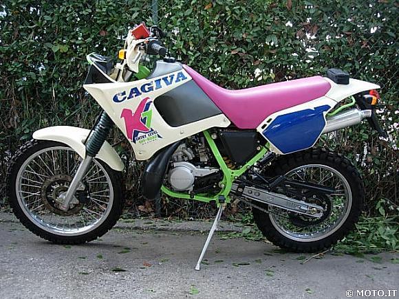Cagiva - K7 125